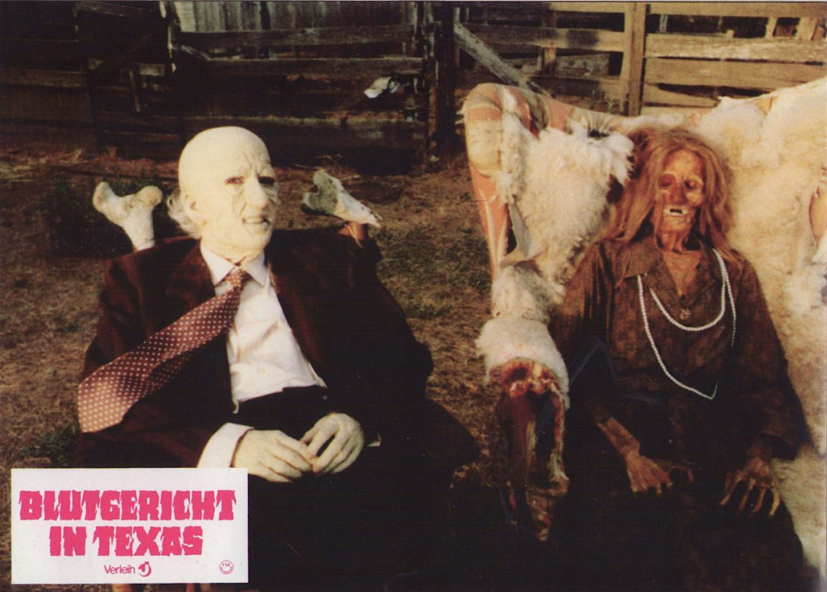 Texas Chainsaw Massacre, Tobe Hooper, film
