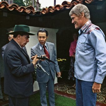 How The East Was Won: When Leonid Brezhnev Met Chuck Connors