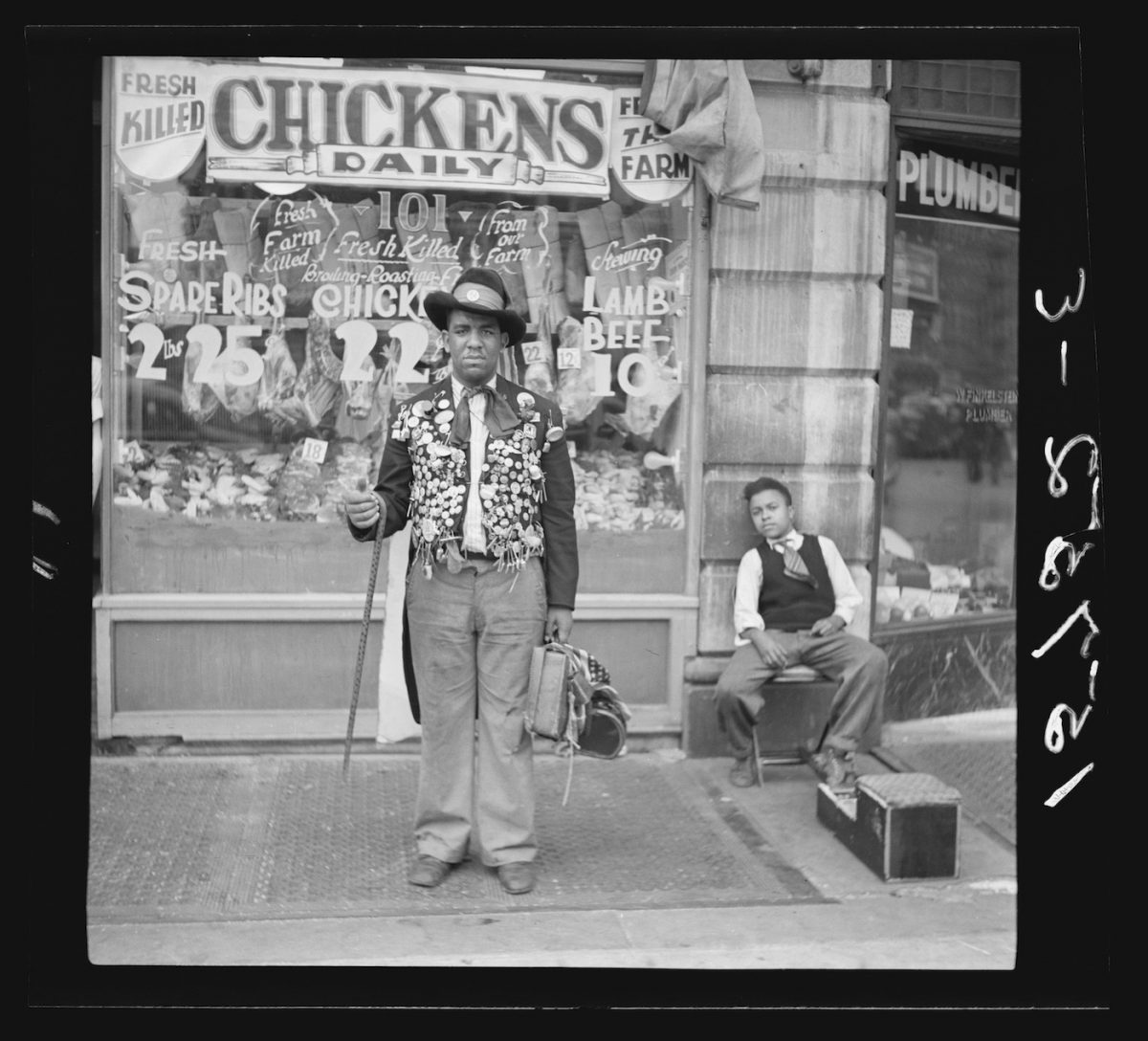 Title: New York, New York Creator(s): Allison, Jack, photographer Date Created/Published: 1938 Summer.