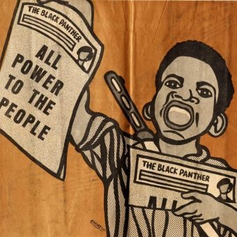 The Radical Art of The Black Panther, the Revolution's Newspaper from 1967 to 1980