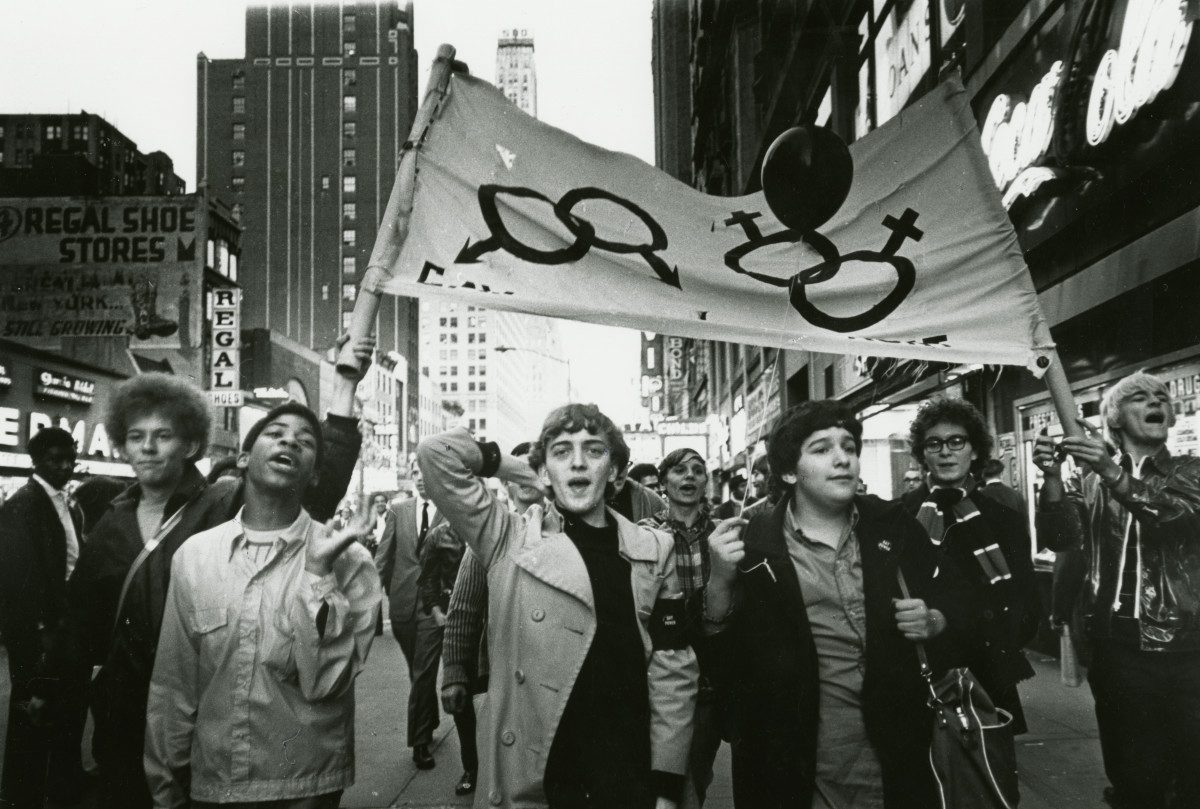 Gay Pride 1970 New York City