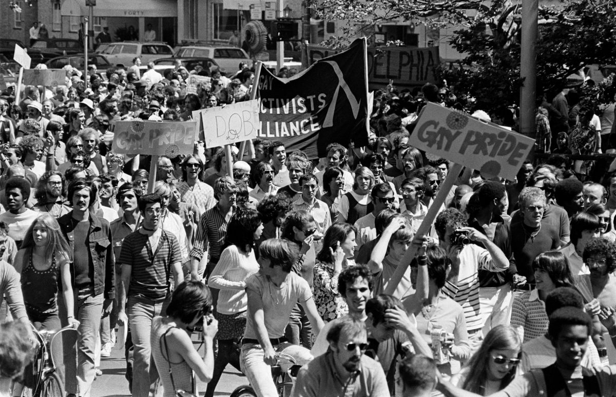 Gay Pride 1970 New York