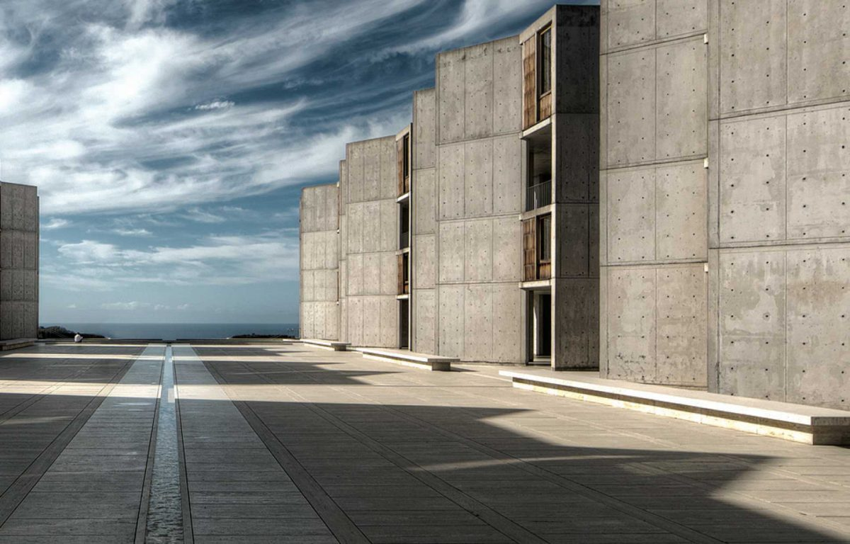 Louis Kahn Salk Institute for Biological Studies