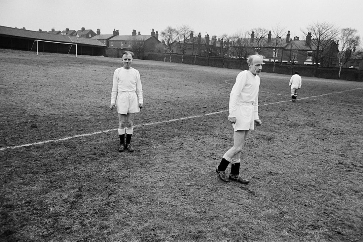 Prestwich Mental Hospital England football