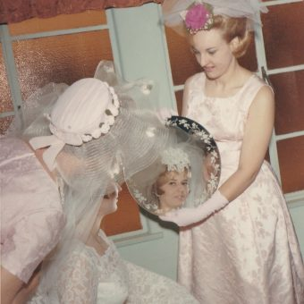 All Brides Are Beautiful : Vintage Snapshots Of Their Big Day