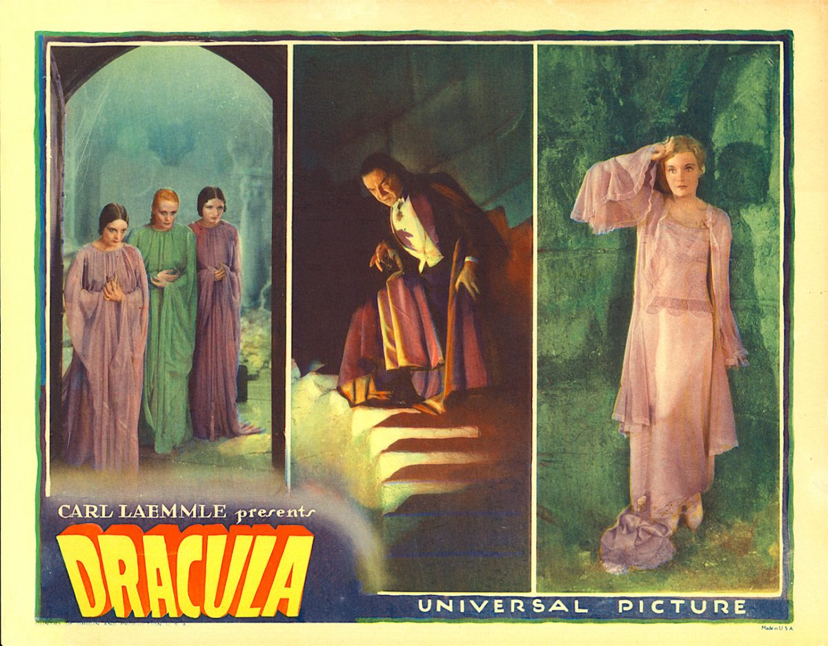 Dracula, Bela Lugosi, horror movie, 1931