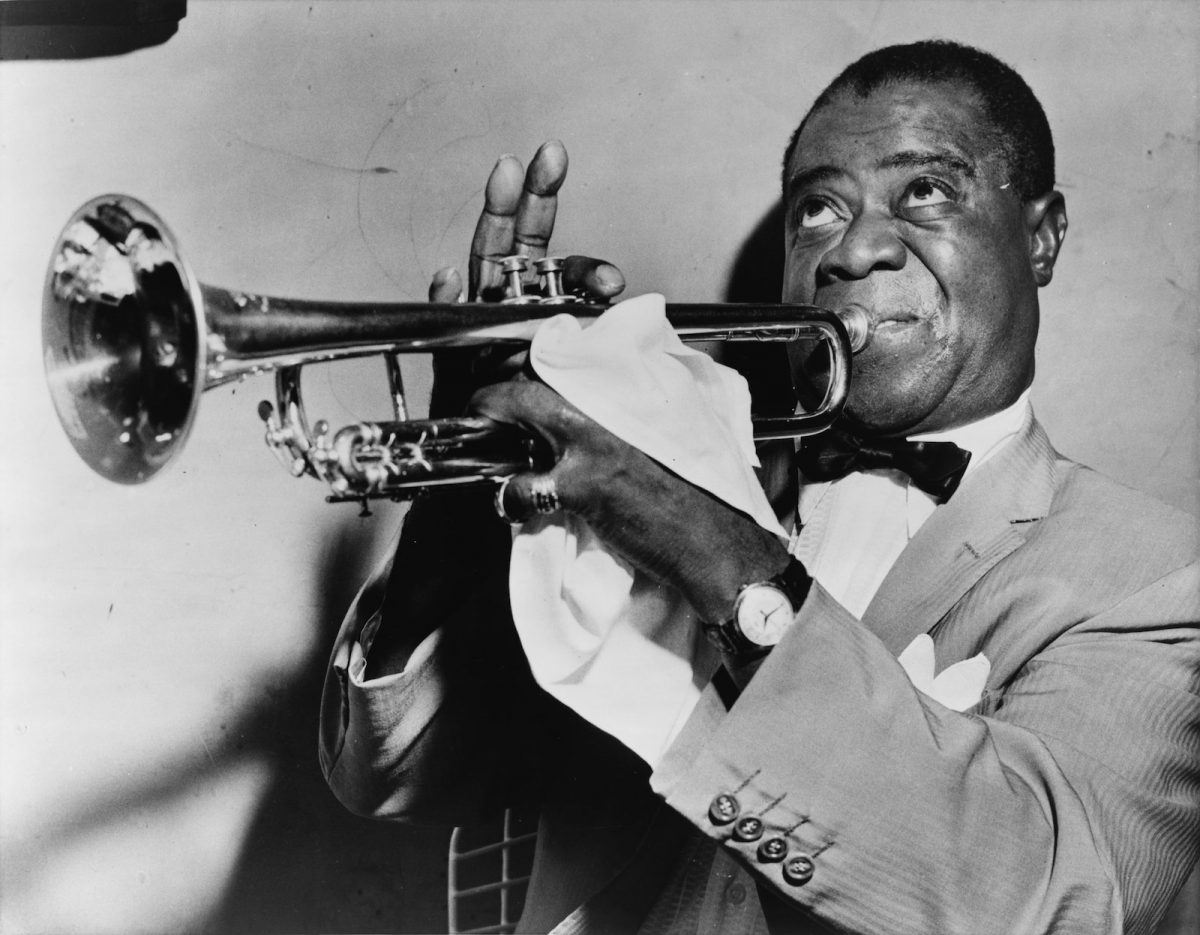 Louis Armstrong, photography New York World Telegraph and Sun