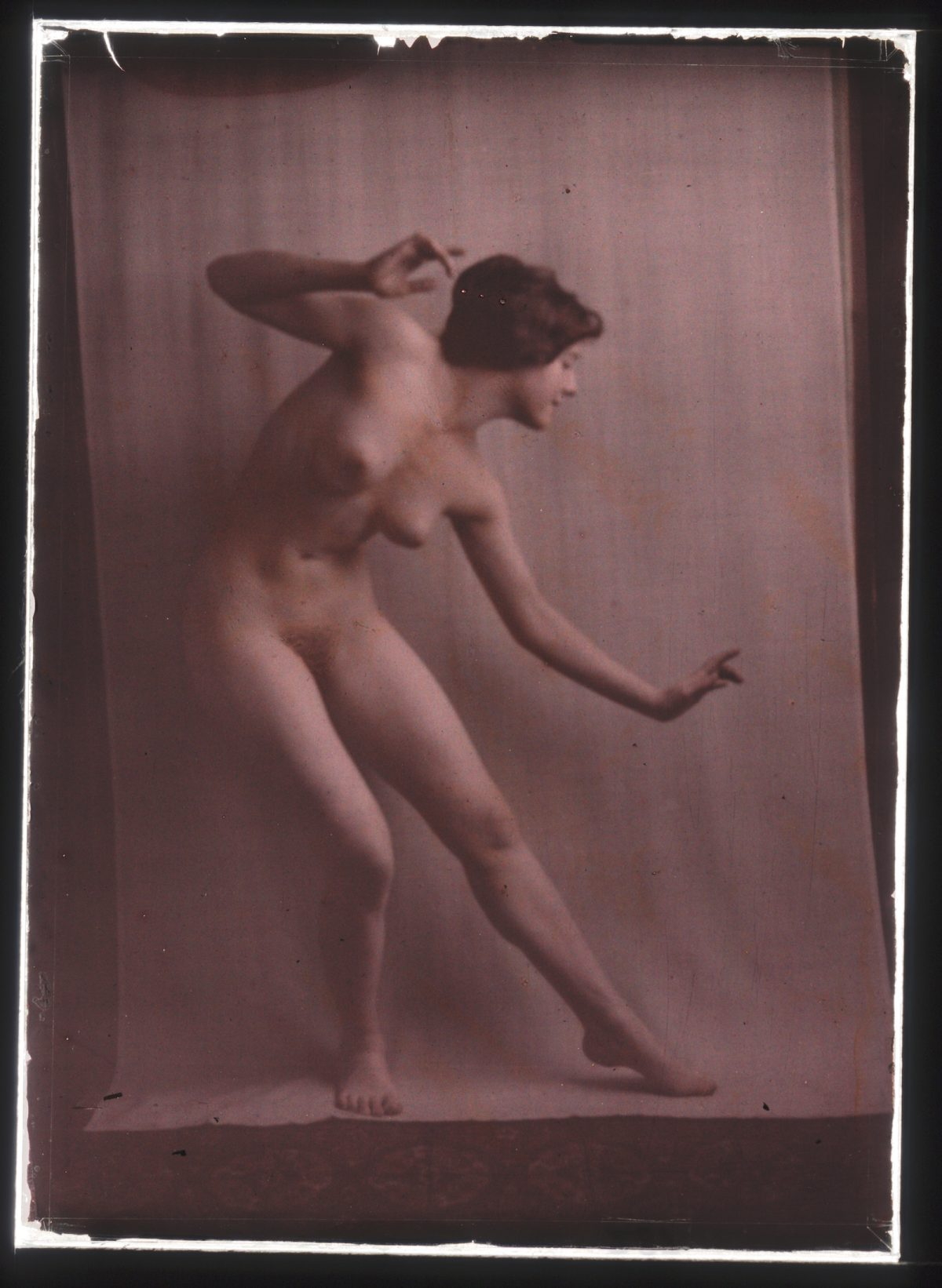 Arnold Genthe, photography, nude, dance