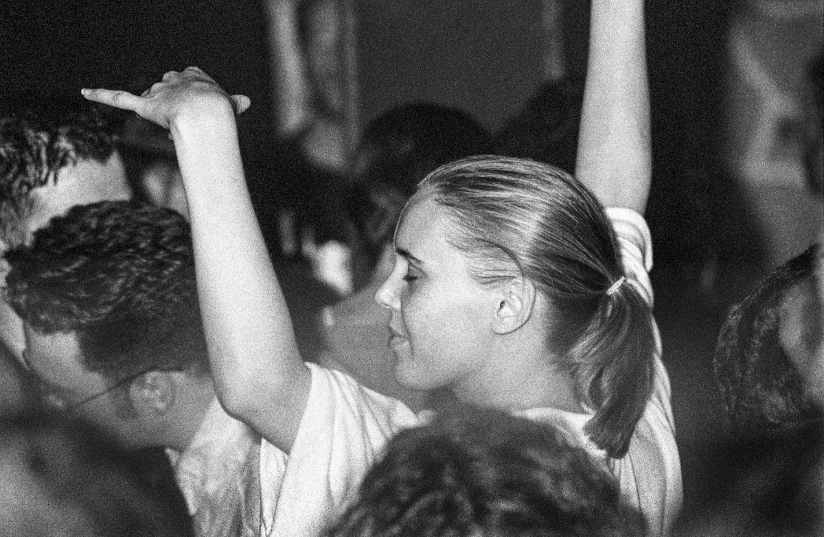 Nick Peacock, clubbing, Sub Club, Atlantis, 1990