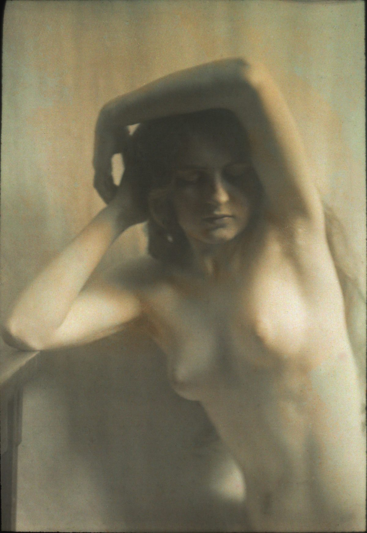 Arnold Genthe, nude, photography