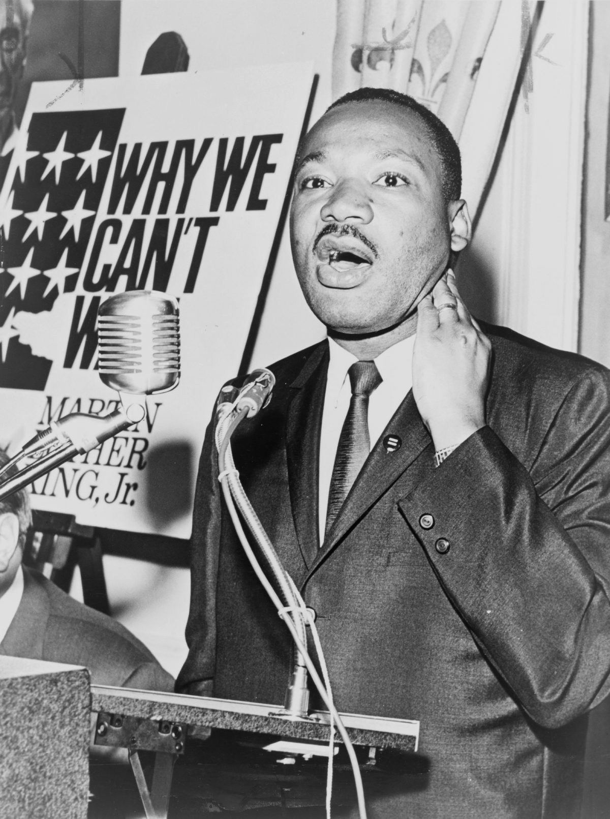 Martin Luther King jr, photography New York World Telegraph and Sun