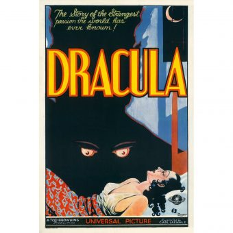 Dead! Undead!: The Many Posters of Bela Lugosi's 'Dracula' 1931