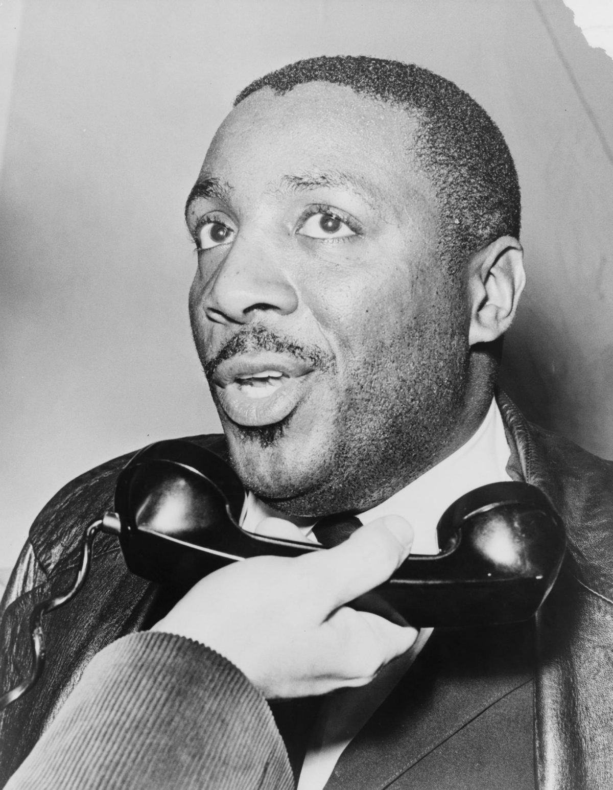 Dick Gregory, photography New York World Telegraph and Sun