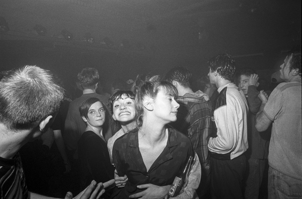 Nick Peacock, clubbing, Atlantis, Sub Club, photography, 1990