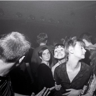 A Night in Atlantis: Nick Peacock's Photographs of Clubbing in 1990