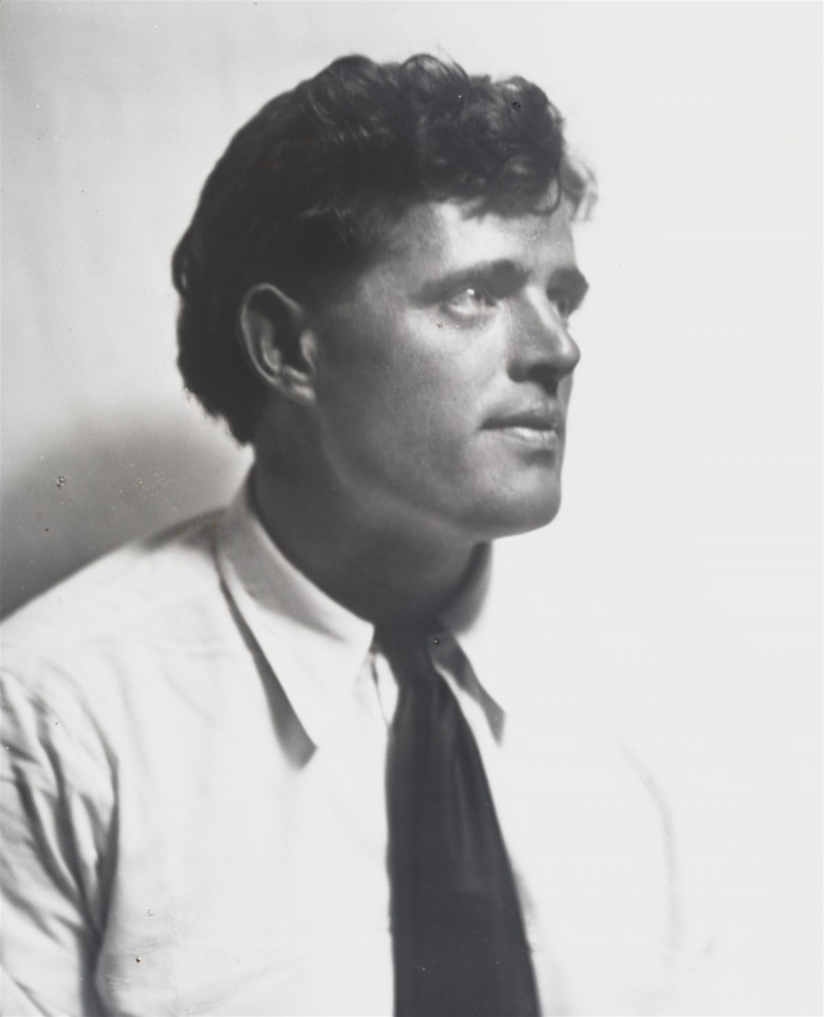Arnold Genthe, Jack London, writer, photography