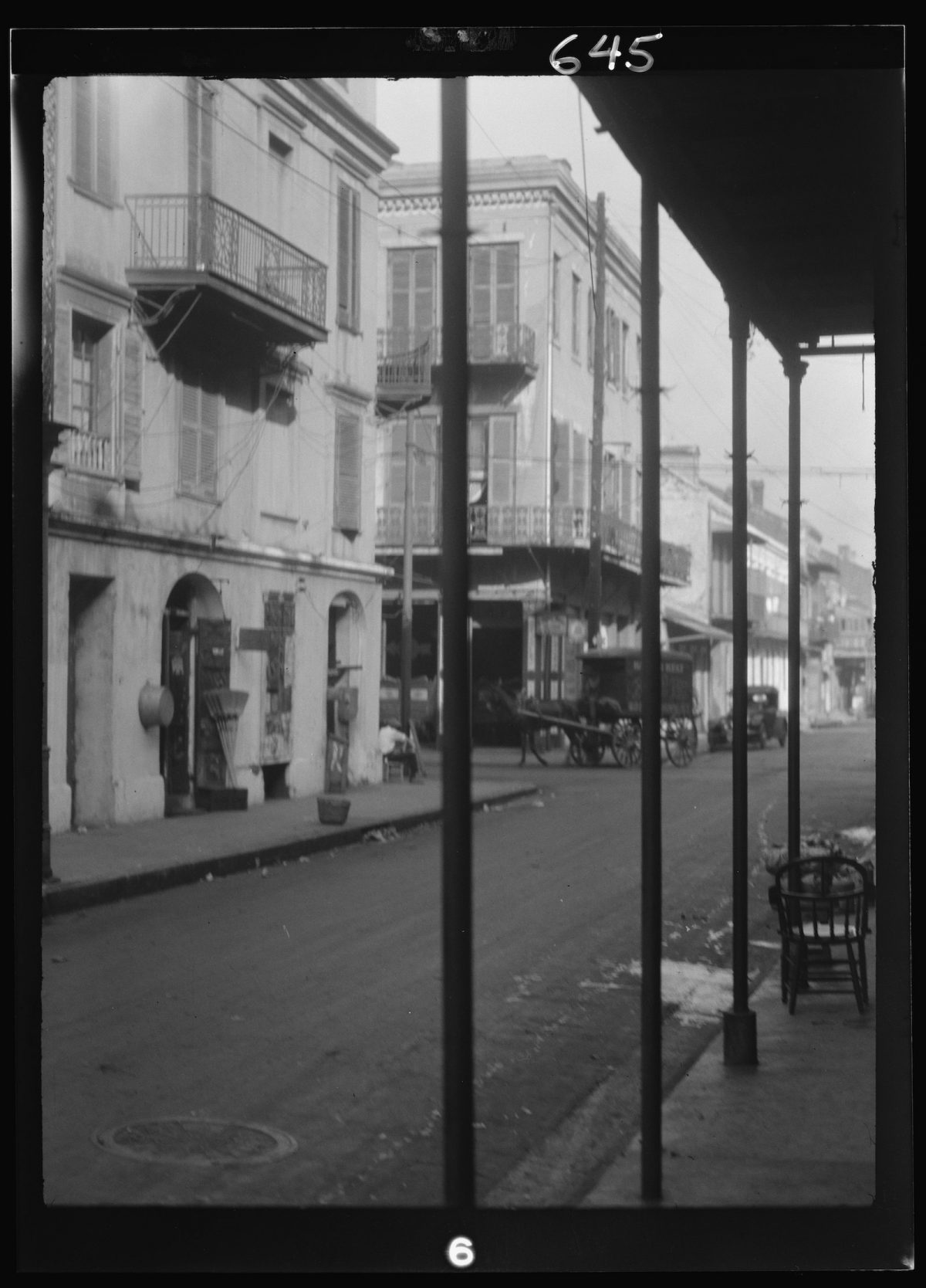 Arnold Genthe, New Orleans, photography
