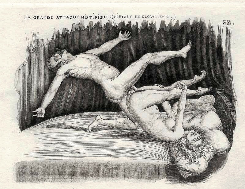 Complete Erotic Fantaisies Parisiennes Fredillo, 1880
