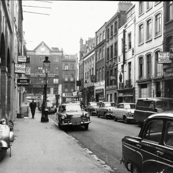 Sex, Drugs, Jazz and Gangsters – The Disreputable History of Gerrard Street in London's Chinatown