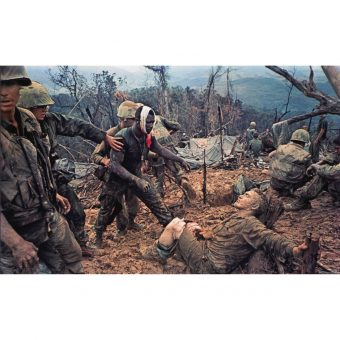 Reaching Out: That's Me In Photo That Defined The Vietnam War