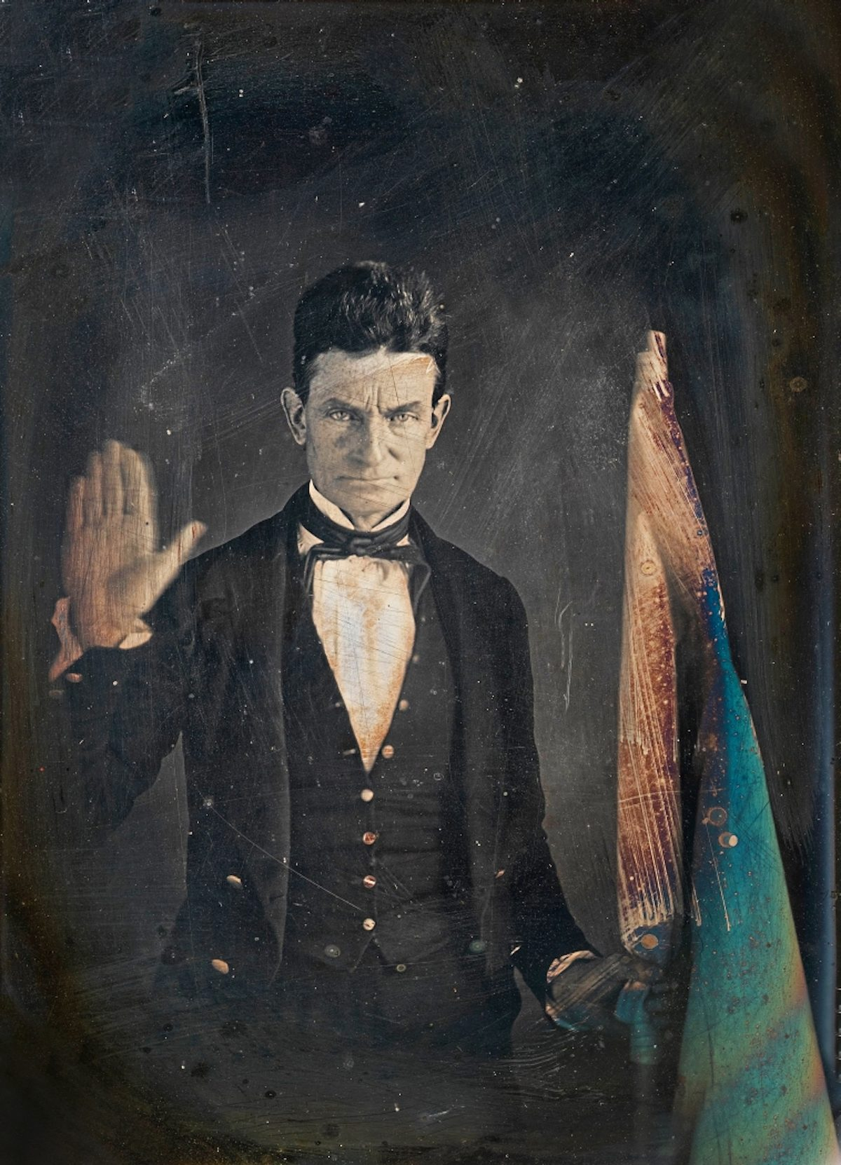 John Brown, by Augustus Washington