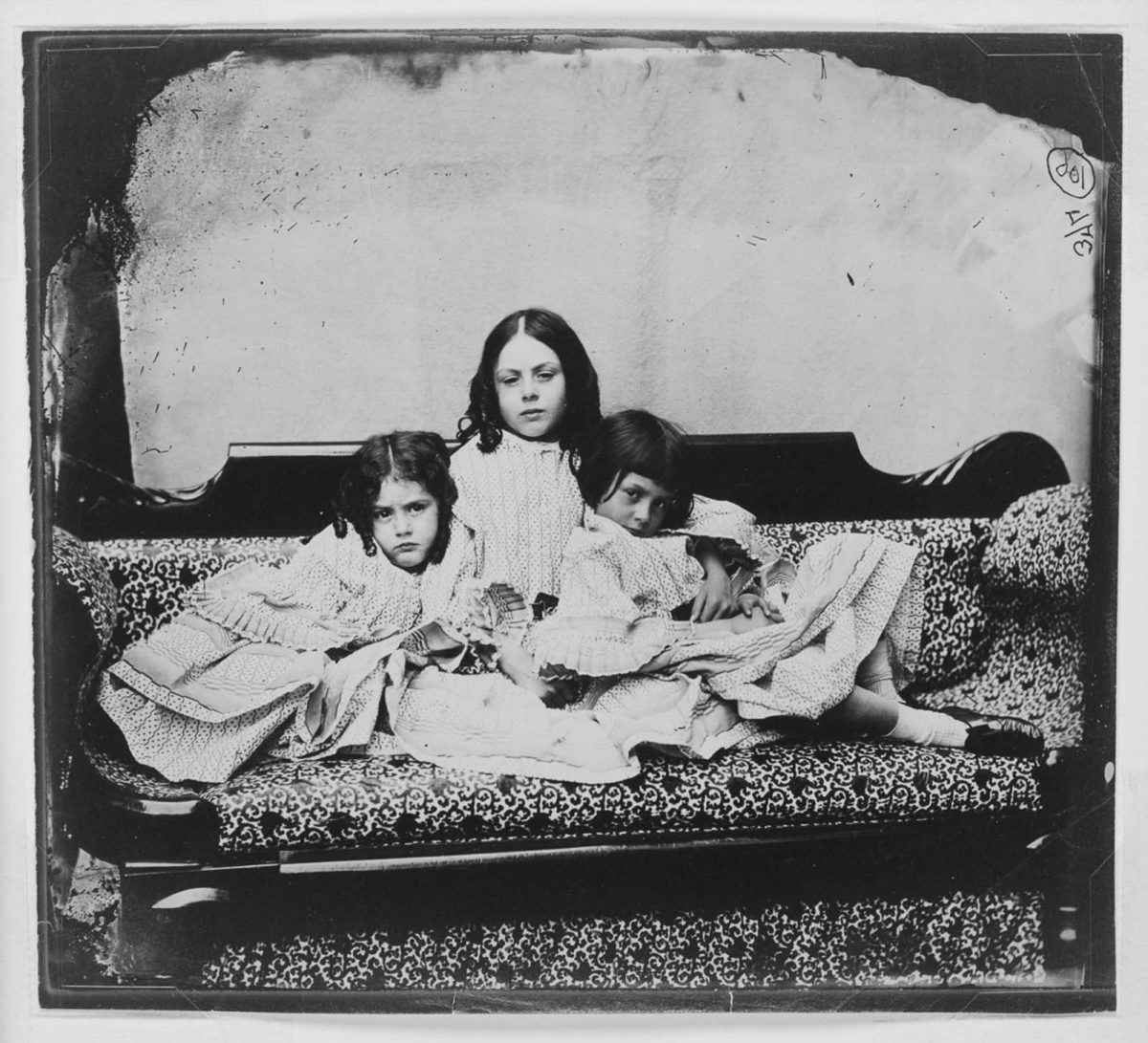 Portraits of Alice Liddell, the Original Alice in Wonderland, Taken by Lewis Carroll and Julia Margaret Cameron