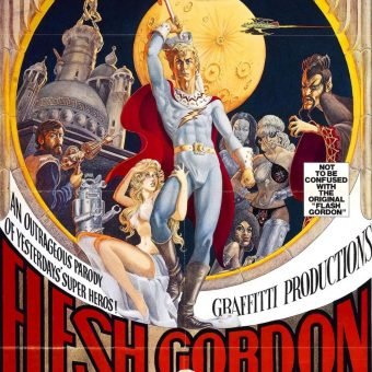 'Flesh Gordon': Saving Earth from Planet Porno's Emperor Wang and his Evil Sex Ray