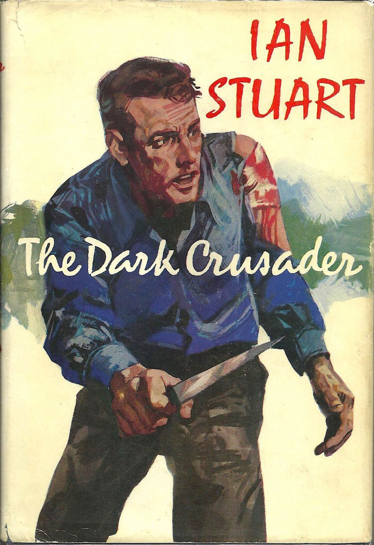 Alistair MacLean, Dark Crusader, Ian Stuart, book