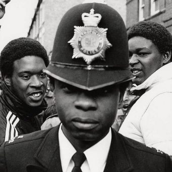 Coppers: Brilliant Photographs of British Police in the 1980s