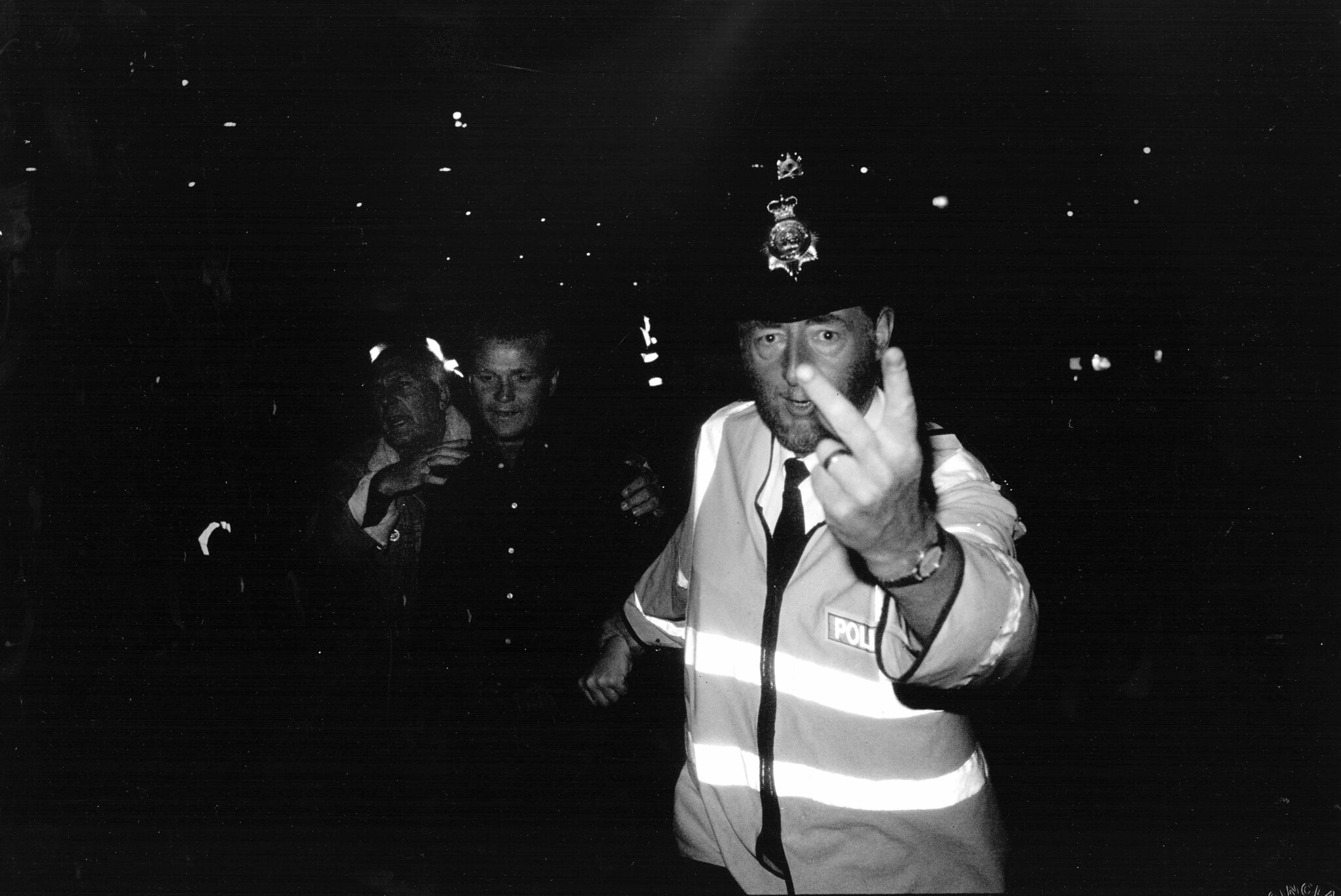 Seaforth early morning arrest, 1996
