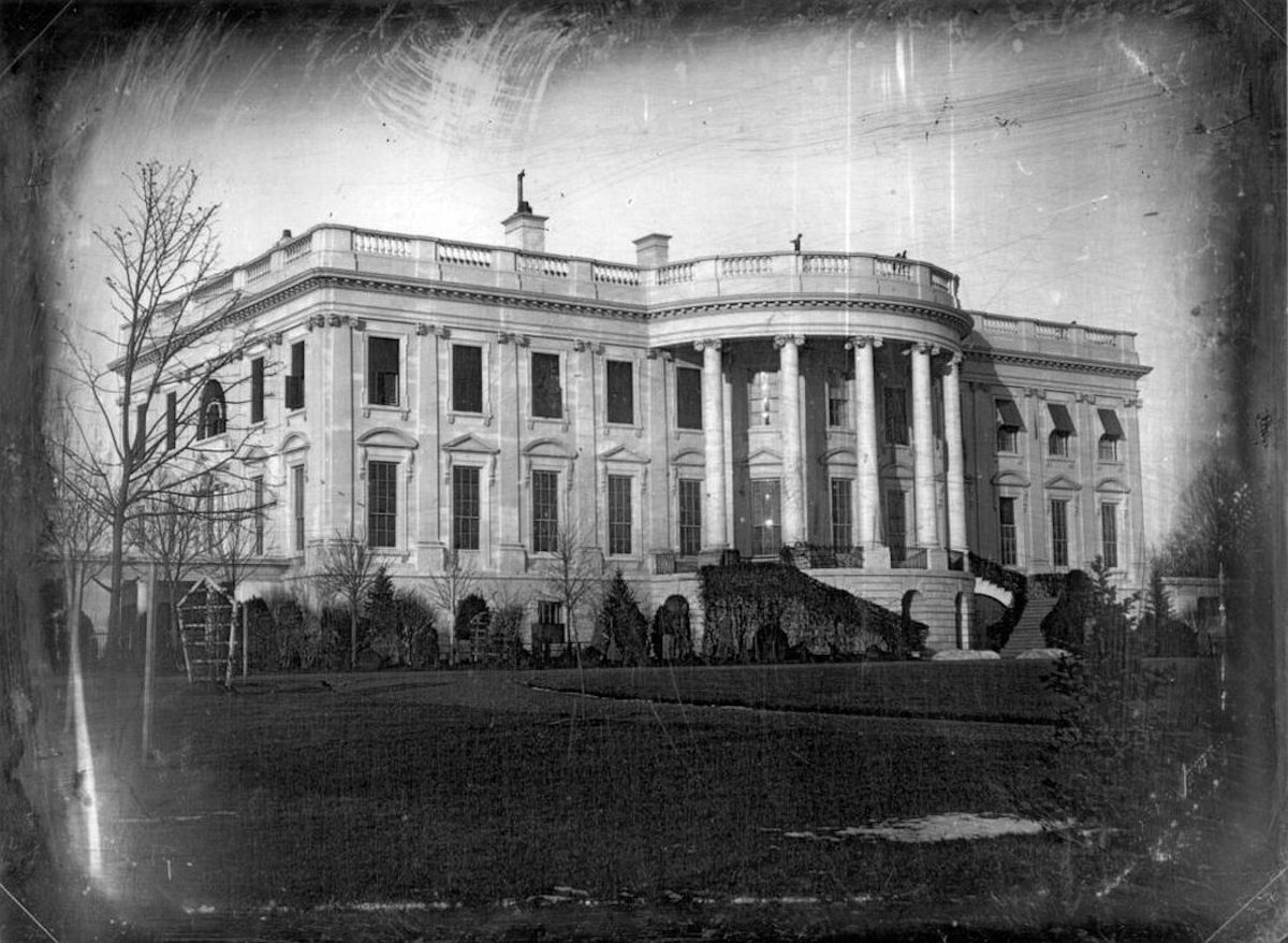 The President's House, 1846