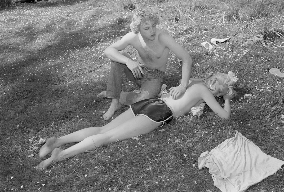 Sergio Purtell photographs of summers in Europe