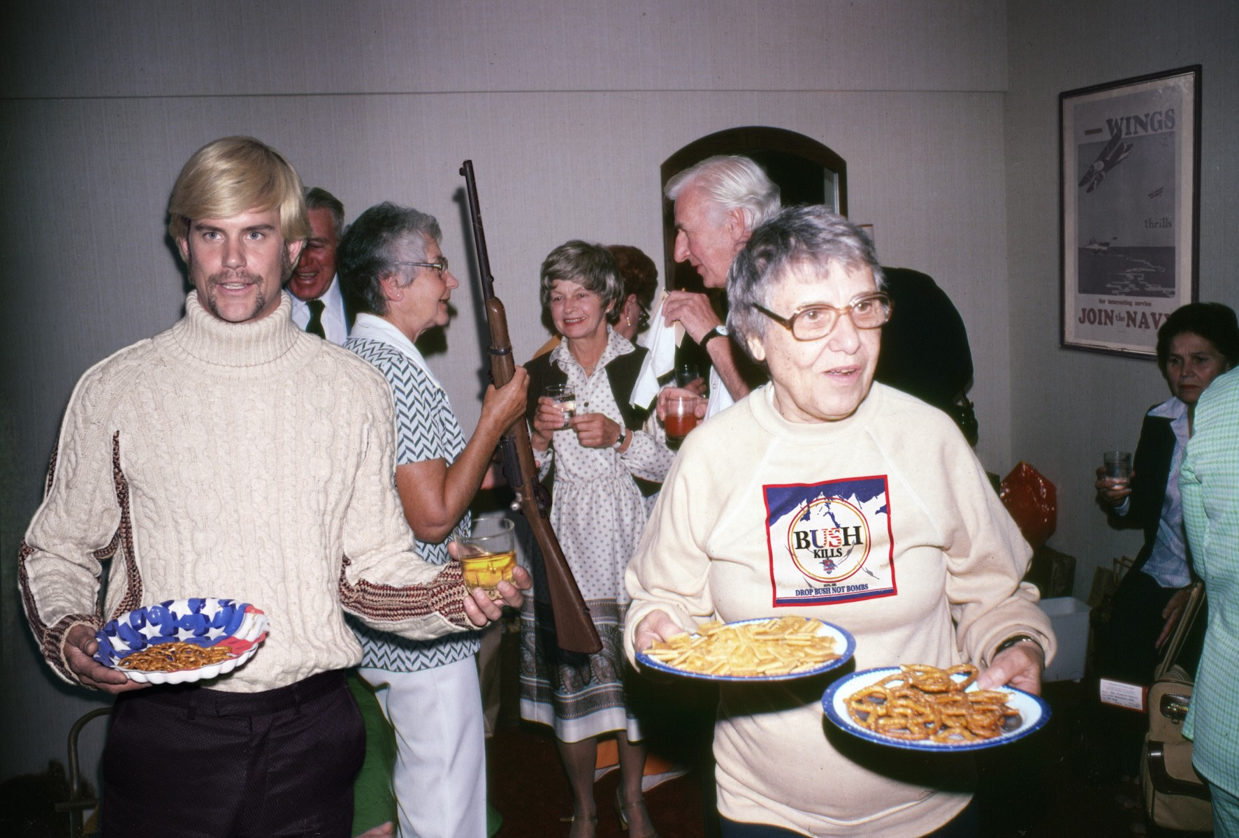 American family party