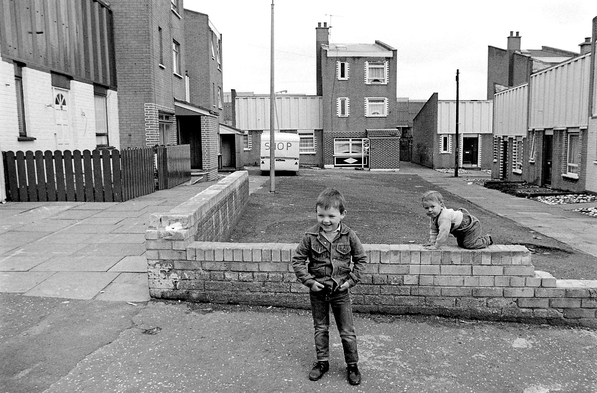 Belfast in April and May 1988