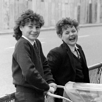 Belfast Kids: Life In The City – April and May 1988
