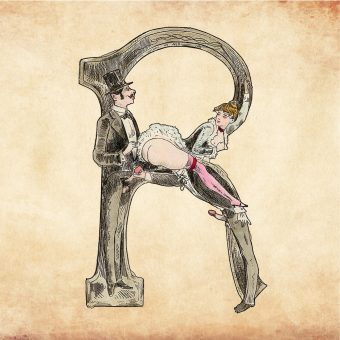 The Victorian Erotic Alphabet – Prints, Gifts, T-Shirts, Cards and All 26 Letters To Delight (NSFW)