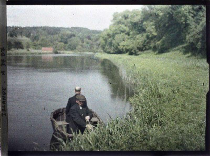 First colour photographs of Ireland 1913