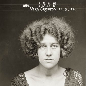 Villains In Furs: Incredible Mugshots of Female Prisoners in the Early 20th Century