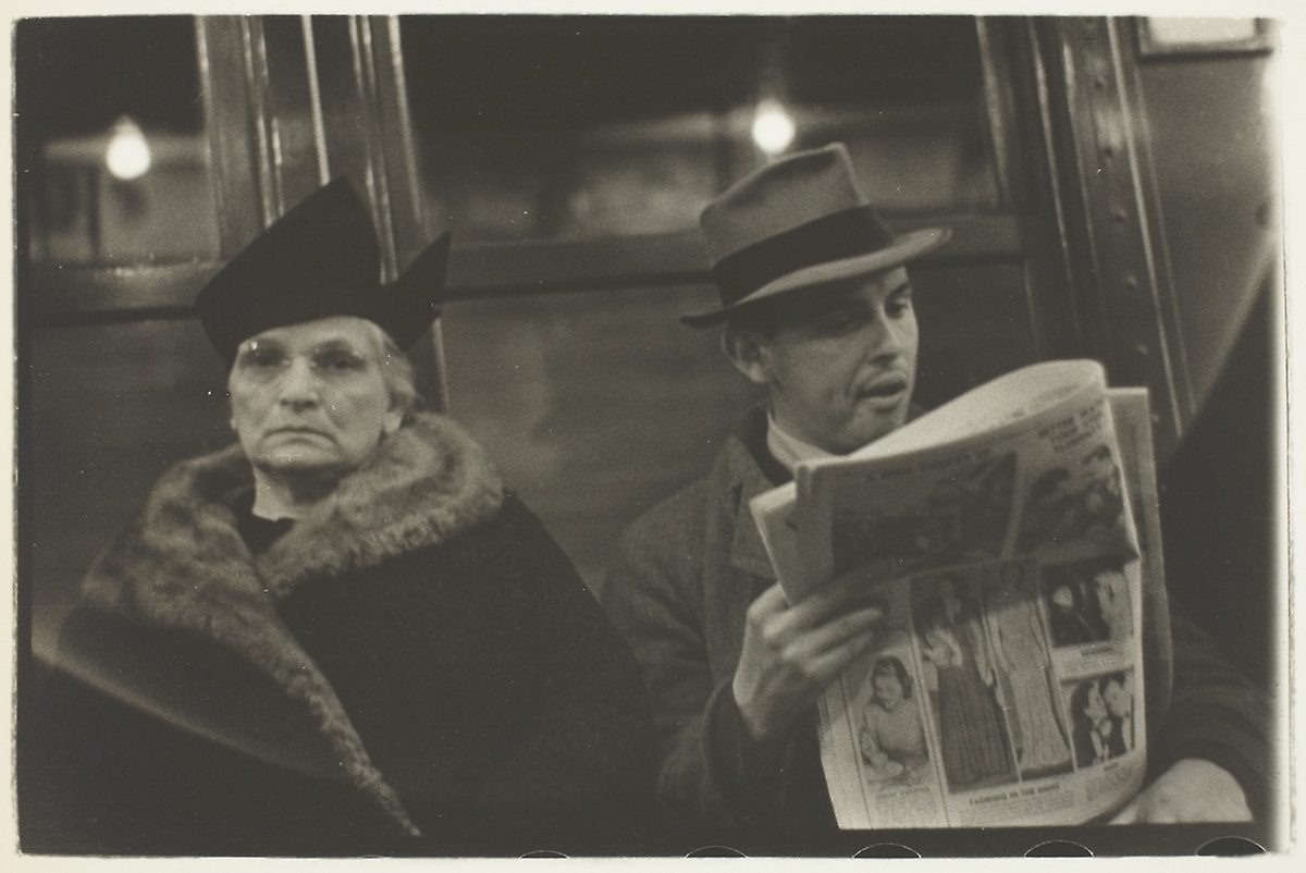 New York Subway 1930