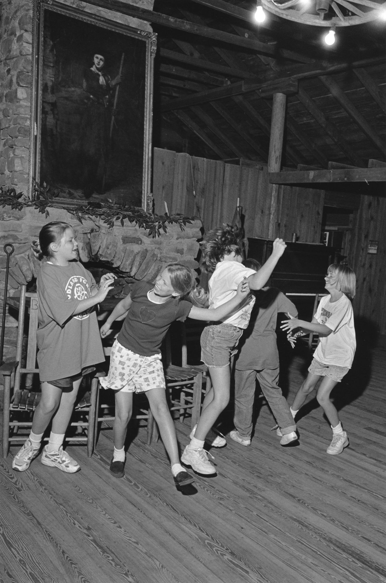 Summer Camp USA 1986 and 1997North Carolina, Massachusetts, Wisconsin, Illinois, and Georgia