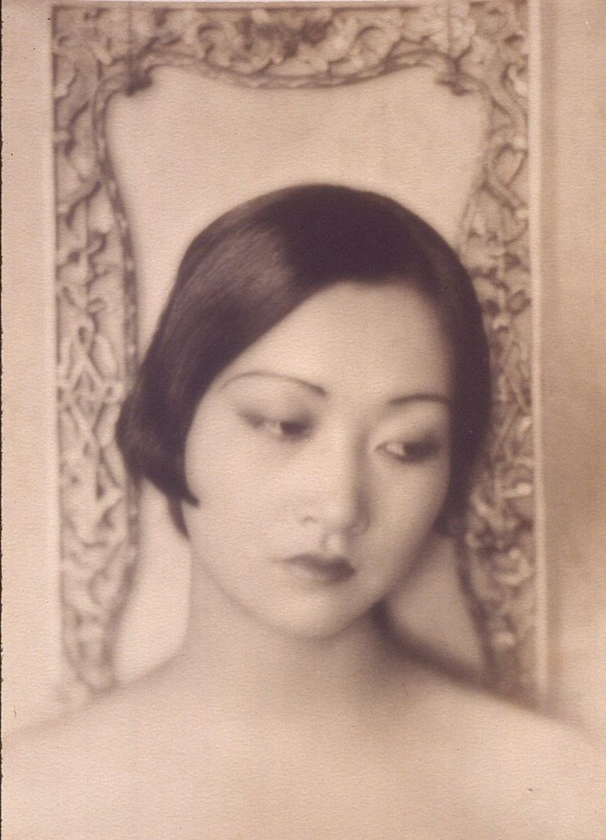 Anna May Wong, the first Asian-American Hollywood film star
