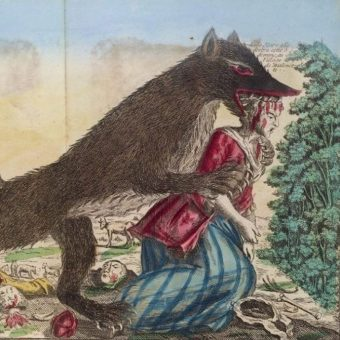 Revisiting the French Werewolf Epidemic and the Beast of Gévaudan