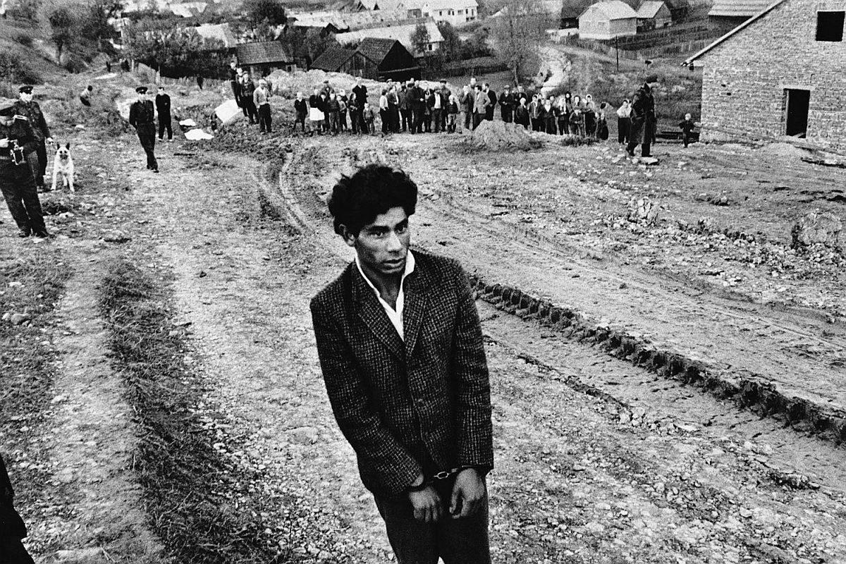 European Roma People in the Late 1960s