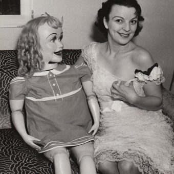 Vintage Ventriloquists And Their Dummy Pals