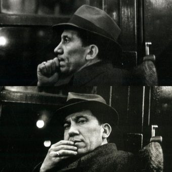 Clandestine Portraits of People Riding The New York Subway 1938-1941