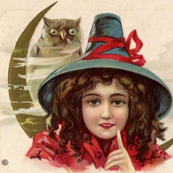 Something Wicked This Way Comes: Vintage Halloween Cards