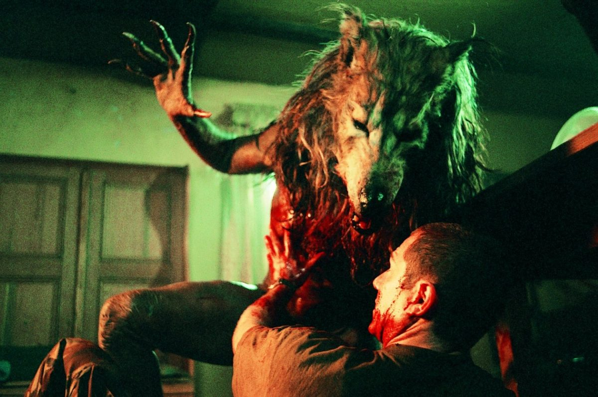 Dog Soldiers, werewolf, horror, film