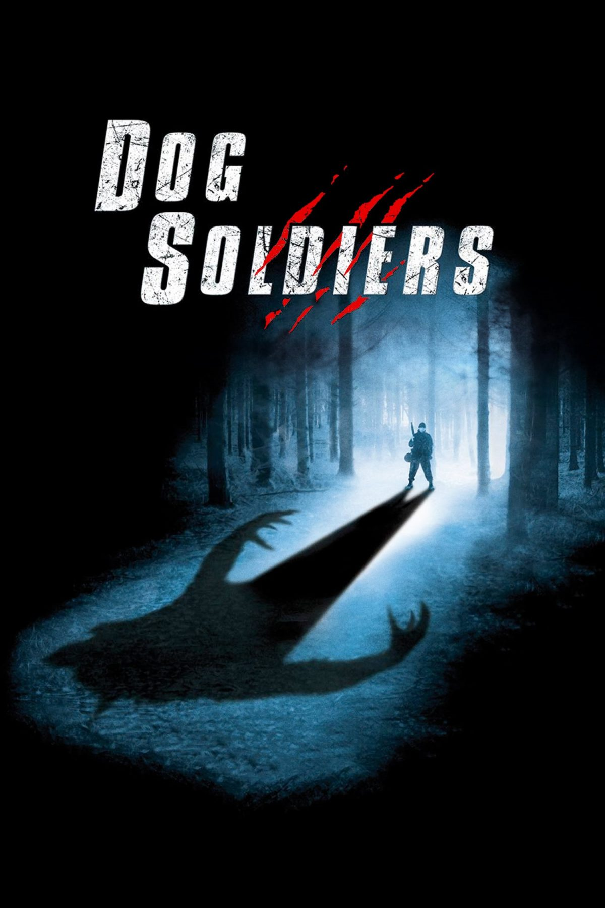 Dog Soldiers, horror, film, poster,