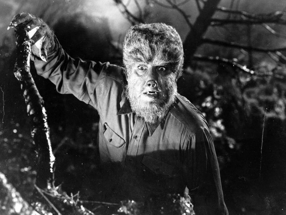 Wolfman, Lon Chaney jr, werewolf, horror, film