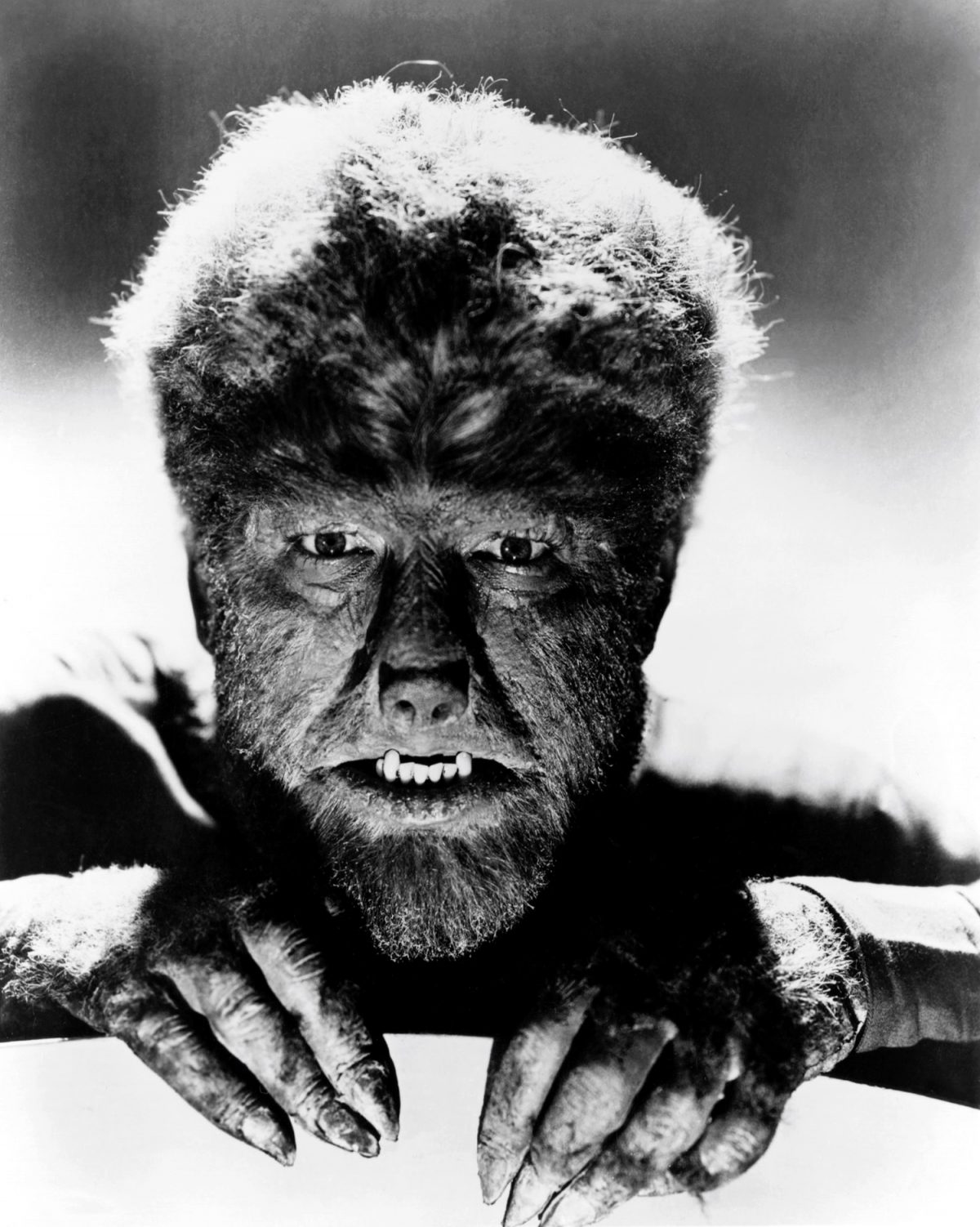 Wolfman, Lon Chaney jr, horror film